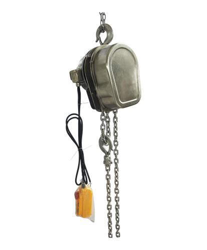 不锈钢环链电动葫芦